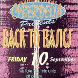 """Double B (part 1) at """"Cyberdelia - Back To Basics"""" @ Extreme (Affligem-Belgium) - 10 September 1993"""