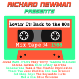 Lovin' It! Back to the 80's Mix Tape 34