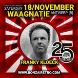 FRANKY KLOECK @ 25 YEARS BONZAI