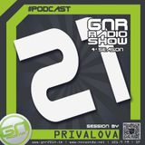 4T - GREEN NIGHTS RECORDS - RADIO SHOW 21 (16-06-2017)