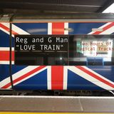 """""""Love Train"""" two hours of uplifting TRACKS by R&G"""