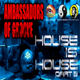 AMBASSADORS OF GROOVE - House Is House Pt 3 (Live Broadcast) Funky,Balearic Tech House Mix