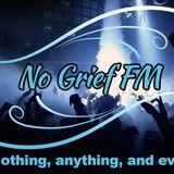 No Grief FM.... 13/10/11 Live set
