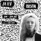 02.24.18 Fauve Radio - Crystal