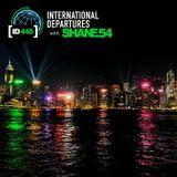 Shane 54 - International Departures 445