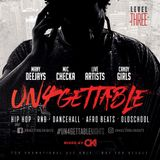 DJ OKI - UN4GETTABLE // LEVEL THREE // SPRING 2019 // HIP HOP // R&B // DANCEHALL // AFRO BEATS