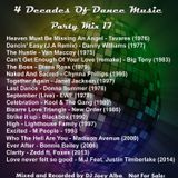 4 Decades of Dance Music (Mix Vol. 17)