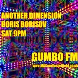Boris Borisov's 'Another dimension' show on Gumbo Fm 20 july 2019