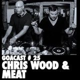 GOA Podcast # 25 |Chris Wood & Meat