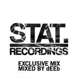 STAT. Recordings Exclusive Mix - Mixed by dEEb (Oct 2017)