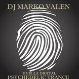 DJ MARKO VALEN - PSYCHEDELIC TRANCE - HUELLA DIGITAL - BACK TO BACK RADIO
