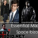 Zane Lowe, Mark Ronson, Grandmaster Flash - BBC Essential Mix (2010-08-06)
