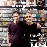 DANY NIJENSOHN en Discollage, el lado groovy de DISCORAMA