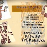 PAT CO Live @ HOUSE NIGHT (Grüne Rakete 8-11-2013) part.1