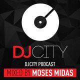 @DJCity Podcast - April Mix @MosesMidas #REPOST