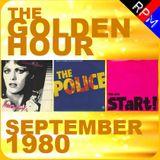 GOLDEN HOUR : SEPTEMBER 1980