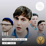 DIY Vinyl Session with LIFE (31/05/2018)
