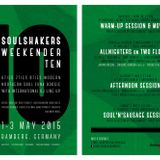 Bamberg Soulshakers Weekender #10 - Saturday Afternoon Session SET 2