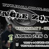 10-02-16 JUNGLE ZONE DEBUT SHOW WITH DJ JAGUAR PAW & YUSH MC-KOOL LONDON