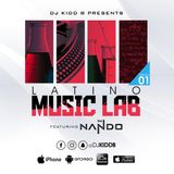 Latino Music Lab Podcast Ep. 1 (Ft. DJ Nando)