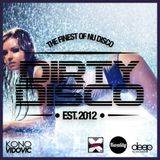 Dirty Disco Radio, 43 (Guestmix By JJ Mat) Mixed & Hosted by Kono Vidovic
