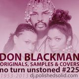 DON BLACKMAN: Samples, Originals, and Covers Mix (No Turn Unstoned #225)
