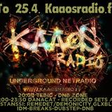 Danacat - GLXBLT TechnoElectroBreaksDubstepDnB -recorded live @ Instanssi Radio-