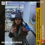 Naomi Asaturyan - 9th December 2018