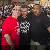 JOEY LLANOS, F.KEVORKIAN, DAVID DEPINO live at larry levan way party 2°, new york 11.05.2014