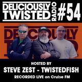 #DTradio Wk54 #UndergroundHouse show with @SteveZest & @DJTwistedFish on @Cruise_FM 241019