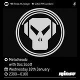 RinseFM January 18th 2017 w/ Doc Scott