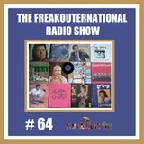 The FreakOuternational Radio Show #64 Eastern Vinyl Special 08/07/2016