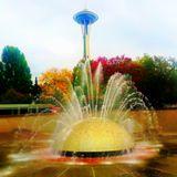 October 7 - 24, 2016 Seattle Center International Fountain Mix
