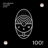 U Know Me Radio #100 | Buszkers 2h Live DJ Mix Special