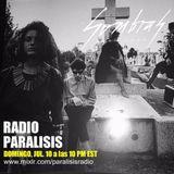 Radio Paralisis: Sombras (Spanish Post Punk 81-86)