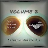 Saturday Mulata Mix VOLUME 2 by Frau Doktor Sarah & Andyage