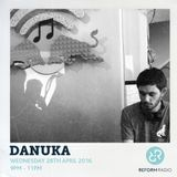 Danuka 28th April 2016