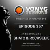 Paul van Dyk's VONYC Sessions 357 - SHato & Paul Rockseek