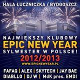 Oen Bearen @ Epic New Year 2012/13, Bydgoszcz