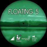 Floating 5 // Le Wagon/Batofar Session (w/ Derrick May, Ian Pooley, Motor City Drum Ensemble + more)