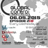 Dan Price - Global Control Episode 210 (06.05.15)