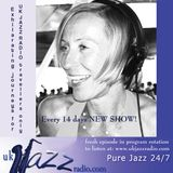 Epi.55_Lady Smiles swinging Nu-Jazz Xpress_Aug./Sept. 2012