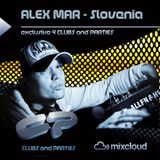Alex Mar 4 CLUBS and PARTiES Exclusive Set podcast 001
