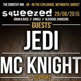 DJ Jedi Live @ Squeezed August 2015
