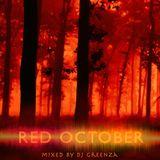 Dj Greenza - Red October (PsyProg Promo Mix 2014) 138-142 bpm