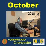 Cirencester U3A Show - Oct 2018