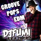 Groove Pops EDM - mixed by DJ FUMI
