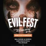 Live at Evil Fest Oct. 30 2015 Hosted by T3CHNOTIKA