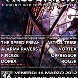 F. Noize live @ Globaltek - 16 - 03 - 2012