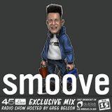 45 Live Radio Show pt. 80 with guest DJ SMOOVE